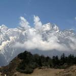 Катманду, Непал, Гималаи, Эверест