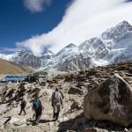 Базовый лагерь Эвереста - Горак Шеп - Непал