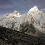 Эверест и Нупцзе