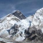 Эверест и Нупцзе Непал