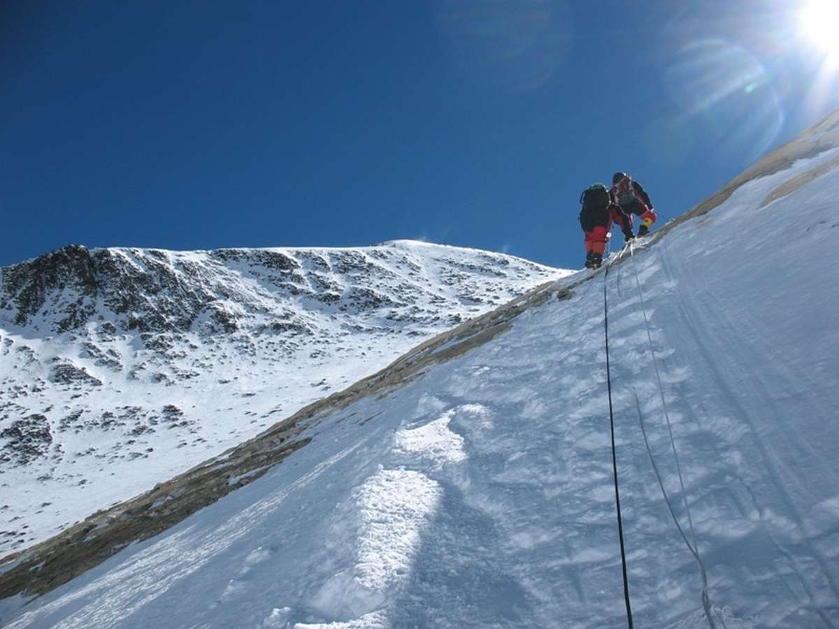 Альпинисты Эвереста