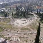 Акрополис - Театр Диониса