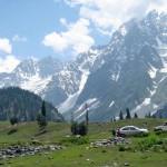 Пейзажи Гималаев, Кашмир