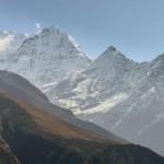 Утренний туман в Гималаях