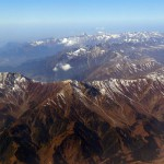 Гималаи - с самалета