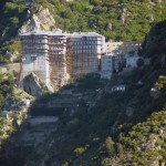 Монастыри Афона