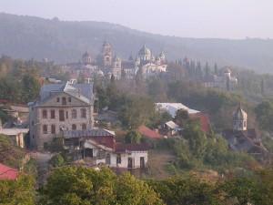 Монастыри, Афон, Греция