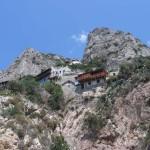 Монастыри на скале