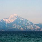 Пик горы Афон