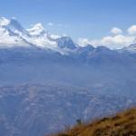 Кордильера-Бланка, Перу