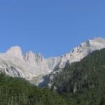 Вид с западной стороны Олимпа