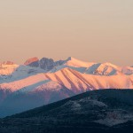 Гора Олимп находится на границе Македонии и Фессалии между префектурами Пиерия и Ларисы.