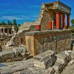 Развалины Лабиринта Минотавра