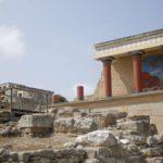 Дворец Минотавра, Крит