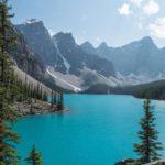 Вид на Морейн, Канада