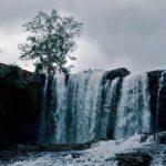 Водопад Боу
