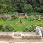 Сады замка