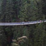 Высота моста - 140 метров