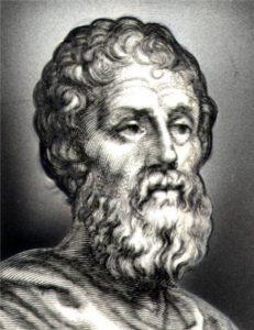 Фидий, создатель статуи