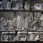Стена храма Ягуара