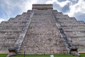 Ступени великой пирамиды