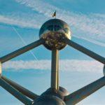Атомиум - Брюссель, Бельгия - 4