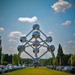 Атомиум - Брюссель, Бельгия - 5