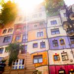 Странный дом Хундертвассера - Вена, Австрия - 2