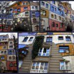 Странный дом Хундертвассера - Вена, Австрия - 1