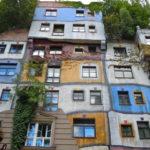 Странный дом Хундертвассера - Вена, Австрия - 4