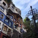 Странный дом Хундертвассера - Вена, Австрия - 3