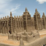 Глиняная мечеть Дженне, Мали (Африка) - 5