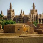 Глиняная мечеть Дженне, Мали (Африка) - 4