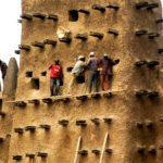 Глиняная мечеть Дженне, Мали (Африка) - 3