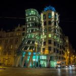 Танцующий дом. Прага, Чехия - 3