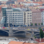 Танцующий дом. Прага, Чехия - 2
