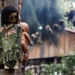 Подвешенные куклы