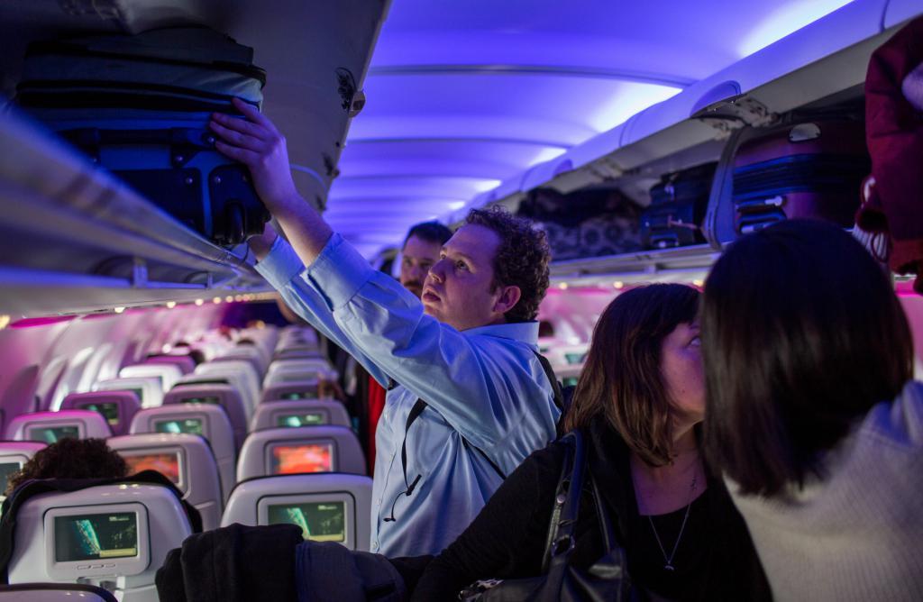 места в самолете лучшие