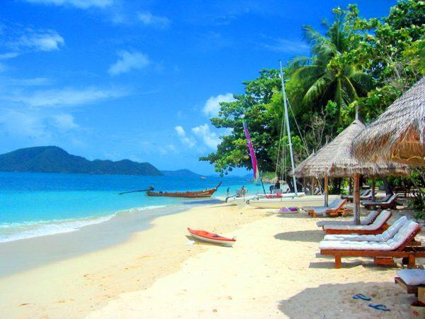 Когда лучше ехать на отдых в Таиланд