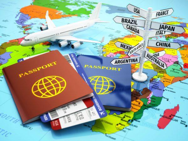 Куда можно поехать без загранпаспорта и визы 2019