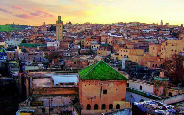 Марокко. Путешествие и отдых в африканском Марокко.