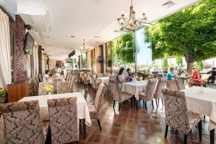 Ресторан Dell Mar в Анапе