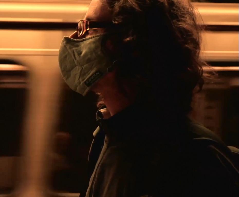 Коронавирусная маска